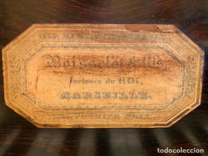 Instrumentos musicales: Piano de cola frances BOISSELOT ET FILS, FACTEURS - Foto 5 - 228101455