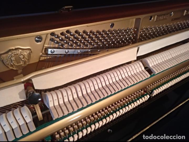 """Instrumentos musicales: Piano SAMICK IMPERIAL - Collage """"Motivo Musical"""" Expo-Arte- Lampara articulada con baño oro -....... - Foto 4 - 226400402"""