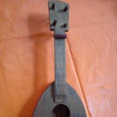 Instrumentos musicales: POPULAR Y MUY ANTIGUO INSTRUMENTO MUSICAL DE MADERA ARTESAL PARA NIÑOS. Lote 228267825