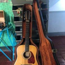 Instrumentos musicales: GUITARRA IBAÑEZ 12 CUERDAS MODELO V302. JAPON 1984. Lote 228308460