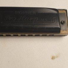 Instrumentos musicales: ARMONÍA HOHNER PRO HARÁ MS. Lote 228335470