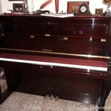 Instrumentos musicales: PIANO-SAMICK-SU118. Lote 228379025