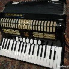 Instrumentos musicales: ACORDEON HOHNER VERDI I. SIN USAR. CON MALETIN ORIGINAL. PERFECTO ESTADO. SEMINUEVO.. Lote 228433845