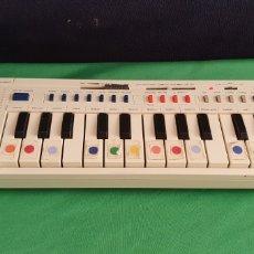 Instruments Musicaux: ANTIGUO PIANO CASIO PT-20 .FUNCIONA BIEN. Lote 228590360