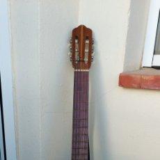 Instrumentos musicales: GUITARRA ESPAÑOLA HIJOS DE VICENTE TATAY NÚMERO 13 VALENCIANA CON INCRUSTACIONES NÁCAR EN LA BOCA .. Lote 228743715