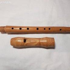 Instrumentos musicales: FLAUTA SOPRANO DE MADERA. Lote 228810968