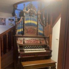 Instrumentos musicales: MAGNIFICO GRAN ÓRGANO DE TUBOS W. BELL & CO. S.XIX.. Lote 228932125