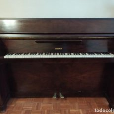 Instrumentos musicales: PIANO VERTICAL BERDEN. Lote 229291885
