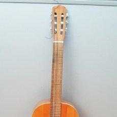 Instruments Musicaux: GUITARRA ESPAÑOLA JOSE MAS Y MAS, ETIQUETADA MARCOS BUIL DE BARBASTRO AÑOS 80, COMPLETA BUEN ESTADO. Lote 229485135