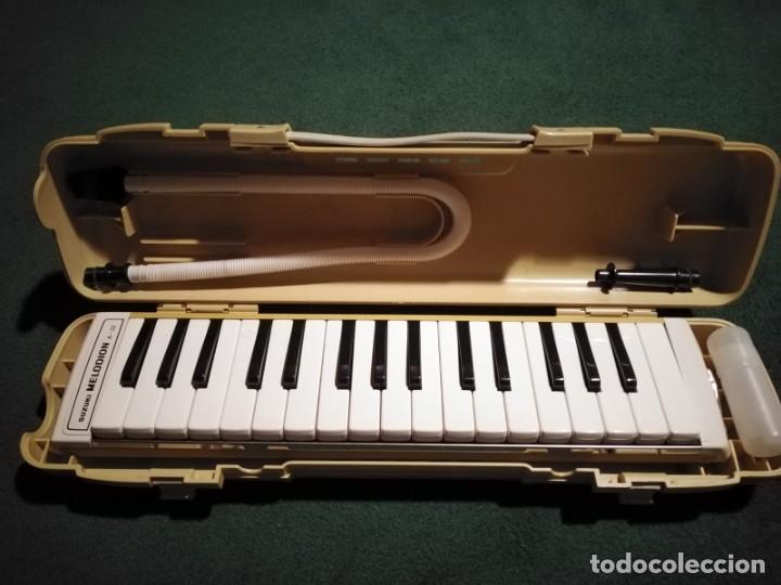 Instrumentos musicales: Instrumentos musical. Melódica Suzuki Melodion A-32 - Foto 2 - 229669575