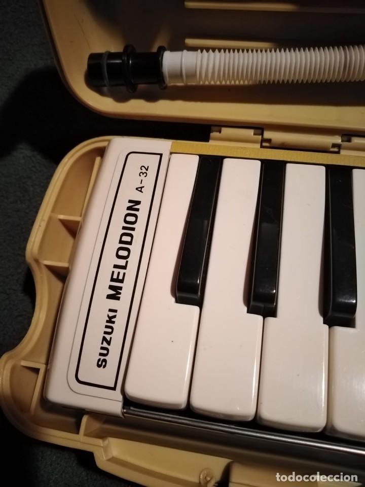 Instrumentos musicales: Instrumentos musical. Melódica Suzuki Melodion A-32 - Foto 4 - 229669575