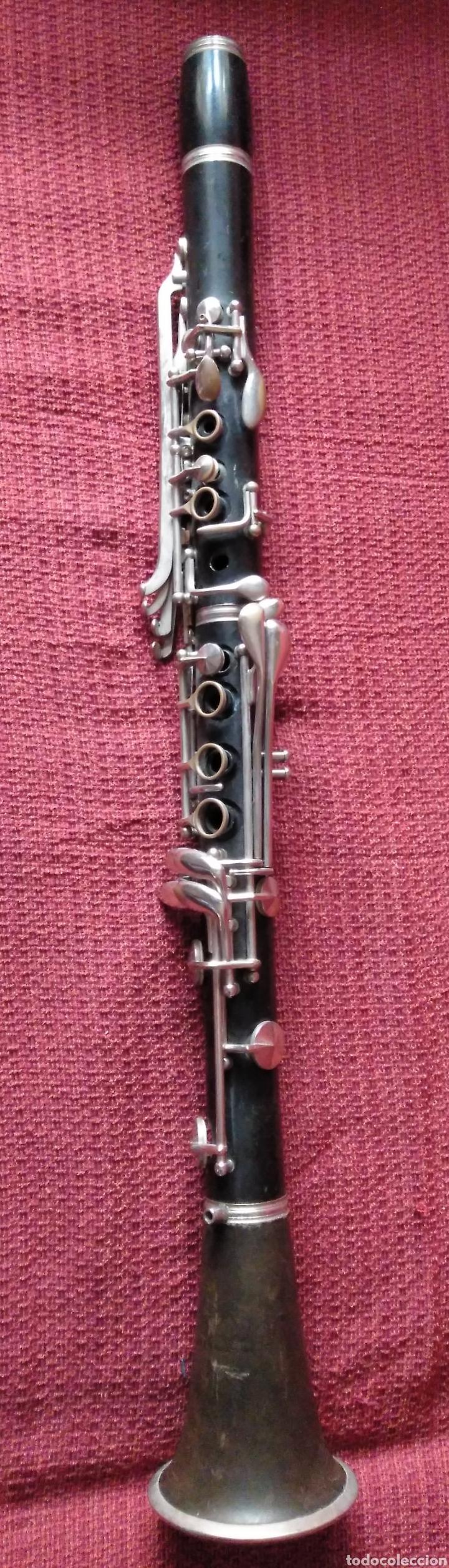 CLARINETE EN SI BEMOL (Música - Instrumentos Musicales - Viento Madera)