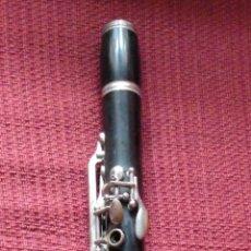 Instrumentos musicales: CLARINETE EN SI BEMOL. Lote 229669860