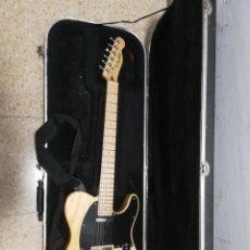 Instrumentos musicales: GUITARRA ELÉCTRICA FENDER TELECASTER. BUEN ESTADO. Lote 254351210