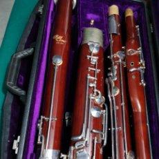 Instrumentos musicales: FAGOT RAGTIME RFG-205. Lote 245474495