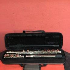 Instruments Musicaux: EASTAR- FLAUTA TRAVESERA NICKEL PLATED . EXCELENTE ESTADO. VER FOTOS. Lote 230381150