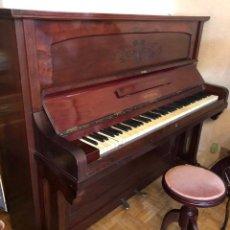 Instrumentos musicales: PIANO VERTICAL WERNER 1916. Lote 230416075