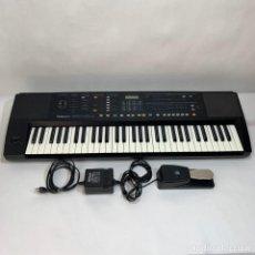 Strumenti musicali: TECLADO ELECTRÓNICO SINTETIZADOR - ROLAND E- 35 INTELLIGENT SYNTHESIZER + PEDAL - ORGANO - PIANO. Lote 230506505