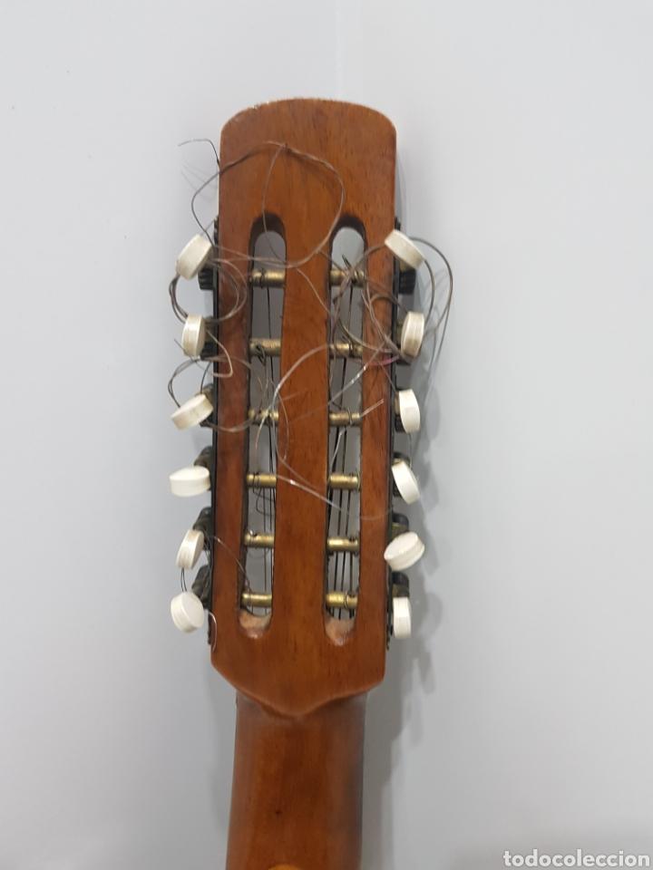 Instrumentos musicales: ANTIGUA BANDURRIA JOSE RAMIREZ 1955 - Foto 4 - 231506925