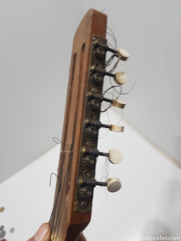 Instrumentos musicales: ANTIGUA BANDURRIA JOSE RAMIREZ 1955 - Foto 6 - 231506925