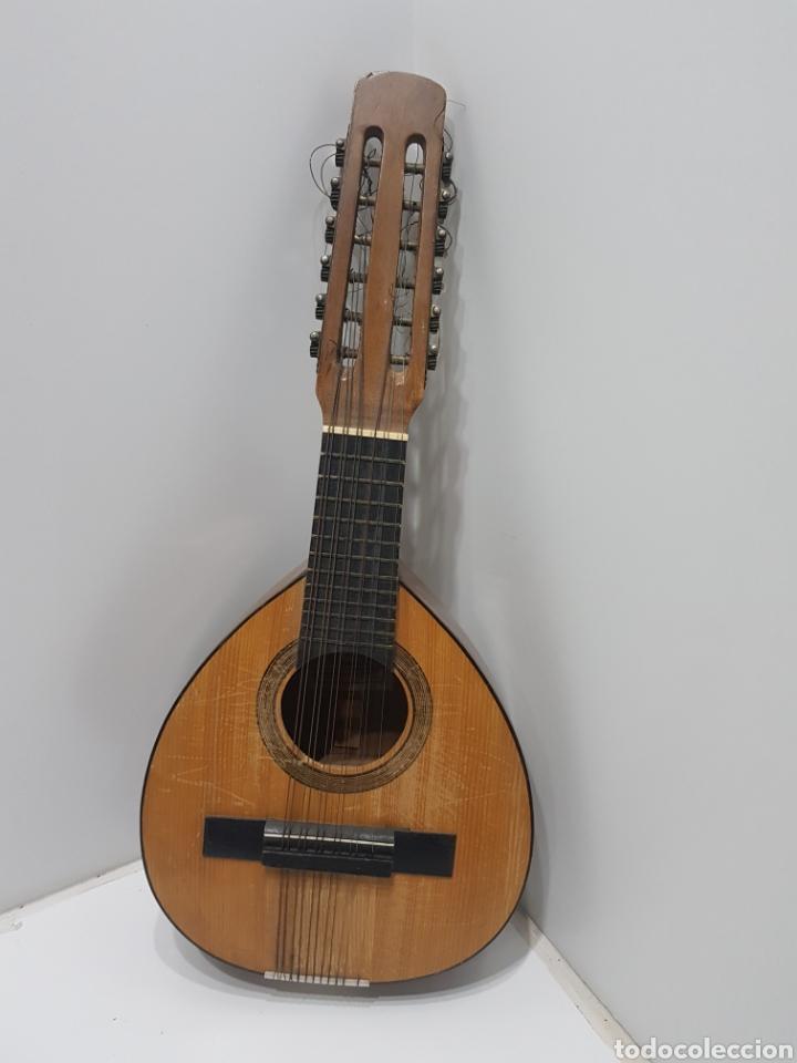 ANTIGUA BANDURRIA JOSE RAMIREZ 1955 (Música - Instrumentos Musicales - Cuerda Antiguos)