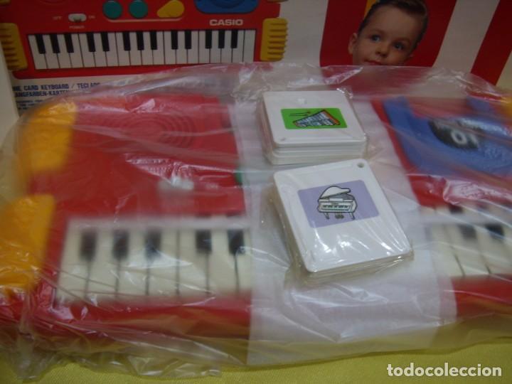 Instrumentos musicales: Teclado Casio Sound Kids con tarjeta de sonido KS 01, Nuevo sin usar - Foto 3 - 231531115