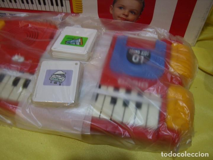 Instrumentos musicales: Teclado Casio Sound Kids con tarjeta de sonido KS 01, Nuevo sin usar - Foto 4 - 231531115