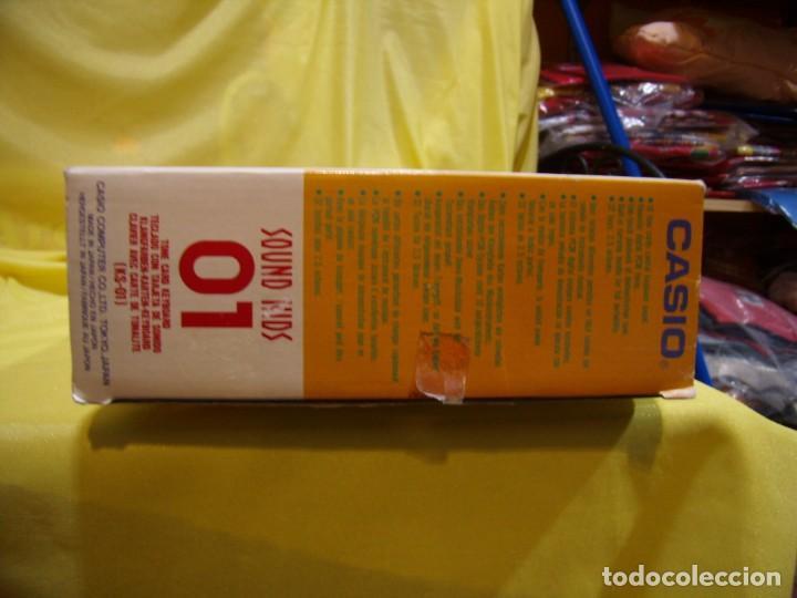 Instrumentos musicales: Teclado Casio Sound Kids con tarjeta de sonido KS 01, Nuevo sin usar - Foto 10 - 231531115