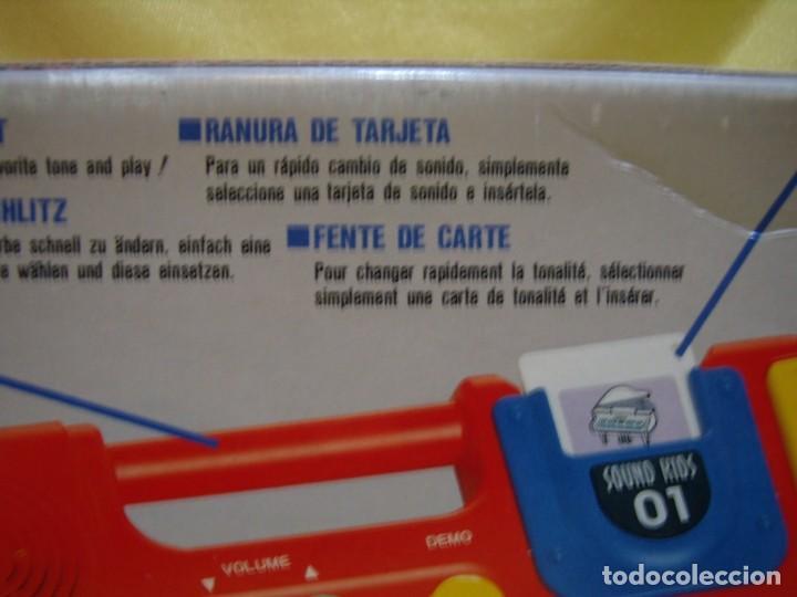 Instrumentos musicales: Teclado Casio Sound Kids con tarjeta de sonido KS 01, Nuevo sin usar - Foto 14 - 231531115