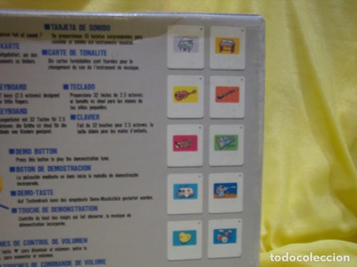 Instrumentos musicales: Teclado Casio Sound Kids con tarjeta de sonido KS 01, Nuevo sin usar - Foto 17 - 231531115