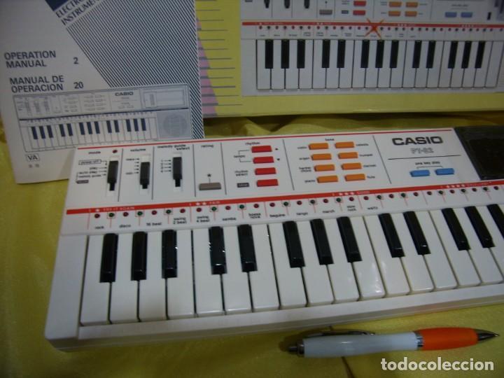 Instrumentos musicales: Teclado Casio PS 82, PS-82, con tarjeta casio Rom Pack Ro - 551, Nuevo sin usar - Foto 4 - 231532125