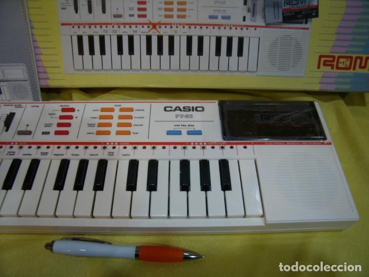 Instrumentos musicales: Teclado Casio PS 82, PS-82, con tarjeta casio Rom Pack Ro - 551, Nuevo sin usar - Foto 5 - 231532125