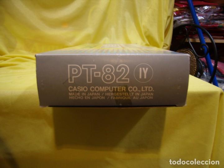 Instrumentos musicales: Teclado Casio PS 82, PS-82, con tarjeta casio Rom Pack Ro - 551, Nuevo sin usar - Foto 10 - 231532125
