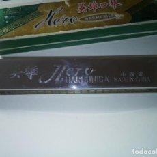 Instrumentos musicales: ARMONICA HERO. Lote 231680020