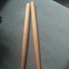 Instruments Musicaux: BAQUETAS TAMBOR. Lote 232298445