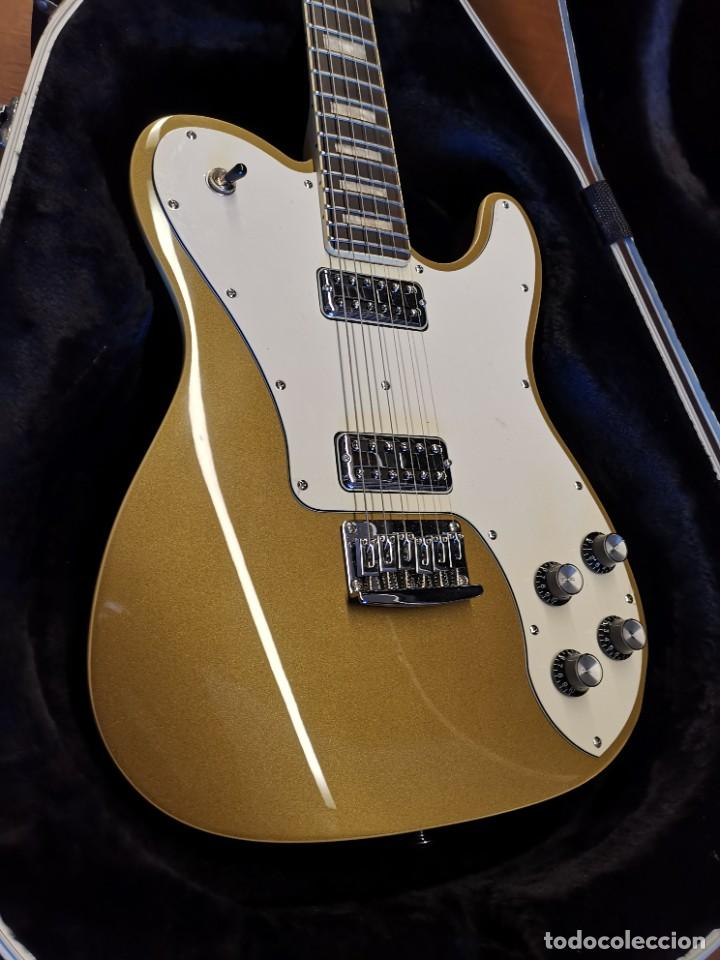 Instrumentos musicales: GUITARRA SCHECTER PT FASTBACK GOLD....IMPECABLE - Foto 8 - 232362575