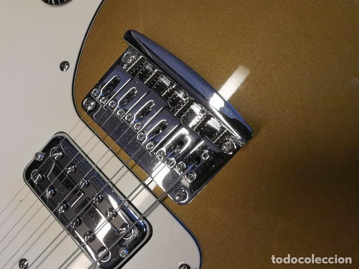 Instrumentos musicales: GUITARRA SCHECTER PT FASTBACK GOLD....IMPECABLE - Foto 14 - 232362575