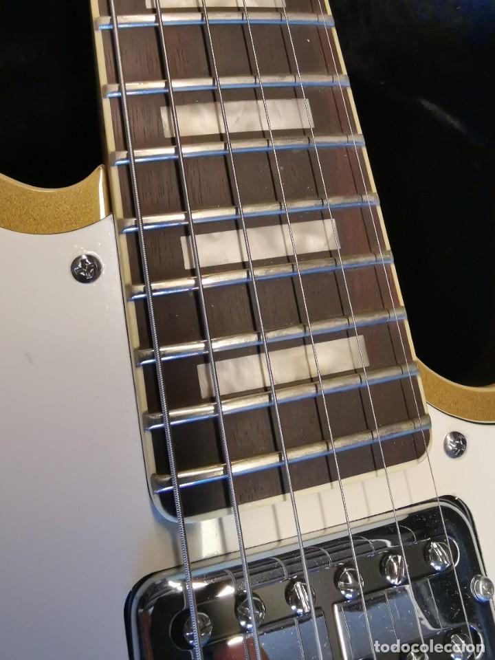 Instrumentos musicales: GUITARRA SCHECTER PT FASTBACK GOLD....IMPECABLE - Foto 17 - 232362575
