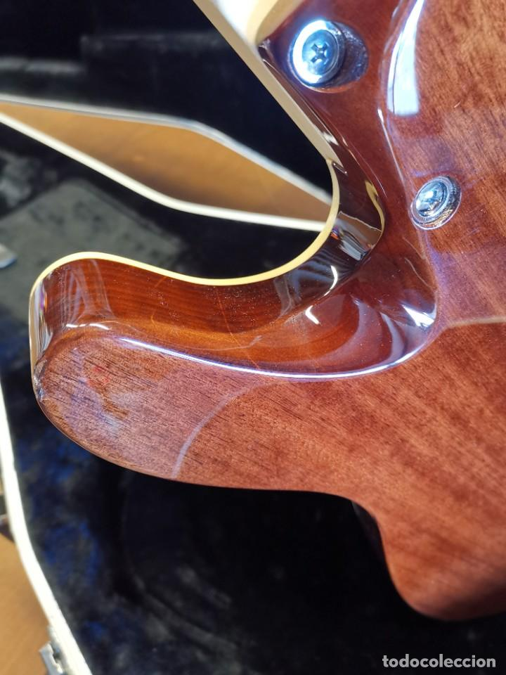 Instrumentos musicales: GUITARRA SCHECTER PT FASTBACK GOLD....IMPECABLE - Foto 23 - 232362575