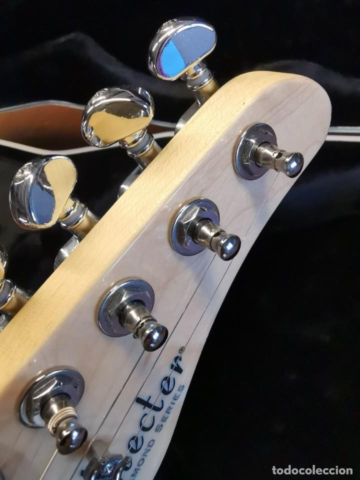 Instrumentos musicales: GUITARRA SCHECTER PT FASTBACK GOLD....IMPECABLE - Foto 29 - 232362575