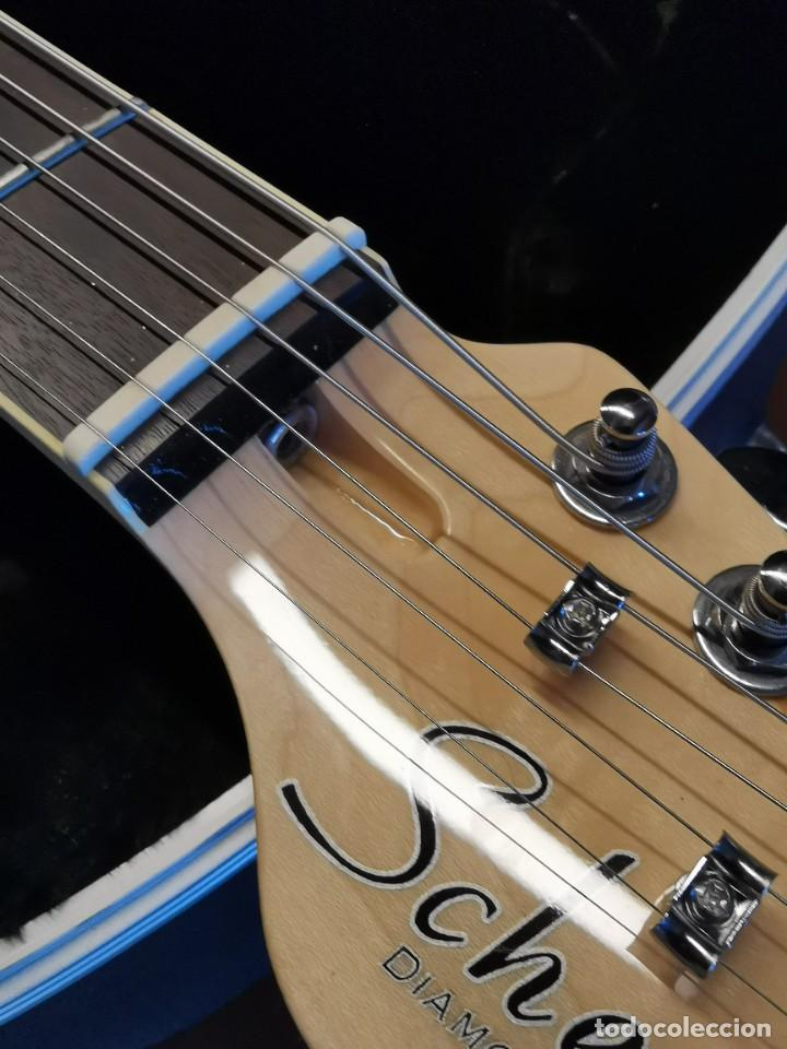 Instrumentos musicales: GUITARRA SCHECTER PT FASTBACK GOLD....IMPECABLE - Foto 33 - 232362575