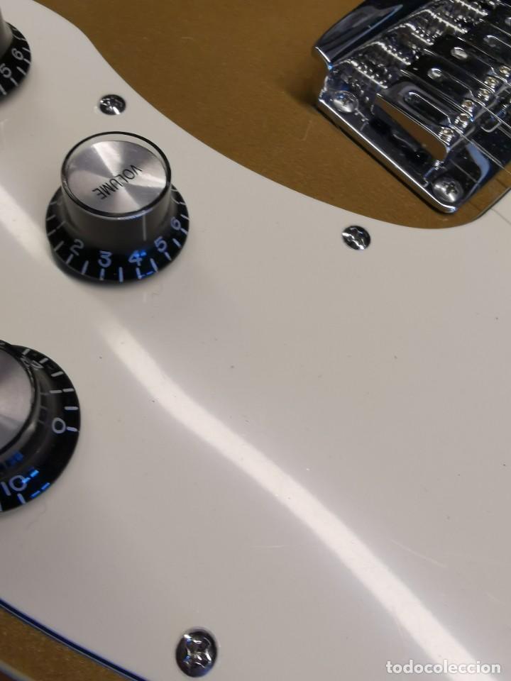 Instrumentos musicales: GUITARRA SCHECTER PT FASTBACK GOLD....IMPECABLE - Foto 39 - 232362575