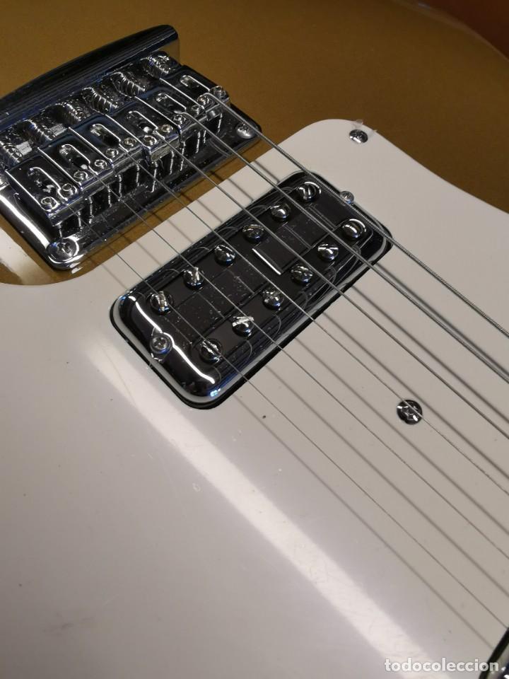 Instrumentos musicales: GUITARRA SCHECTER PT FASTBACK GOLD....IMPECABLE - Foto 40 - 232362575