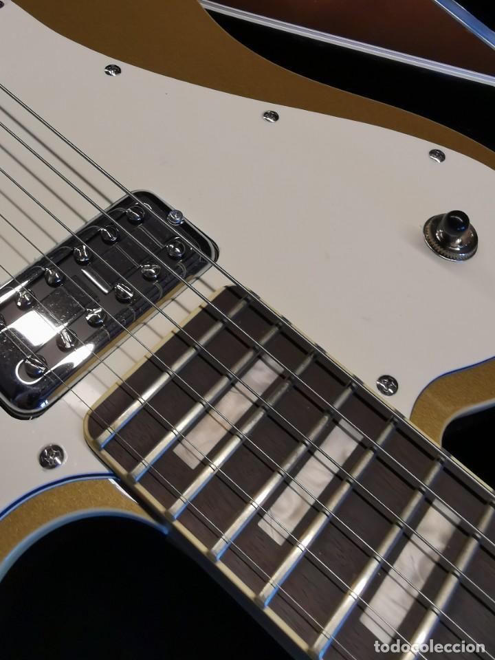 Instrumentos musicales: GUITARRA SCHECTER PT FASTBACK GOLD....IMPECABLE - Foto 41 - 232362575