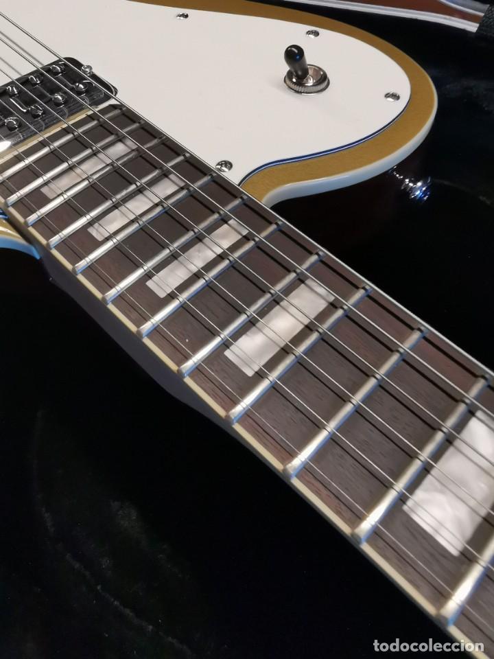 Instrumentos musicales: GUITARRA SCHECTER PT FASTBACK GOLD....IMPECABLE - Foto 42 - 232362575