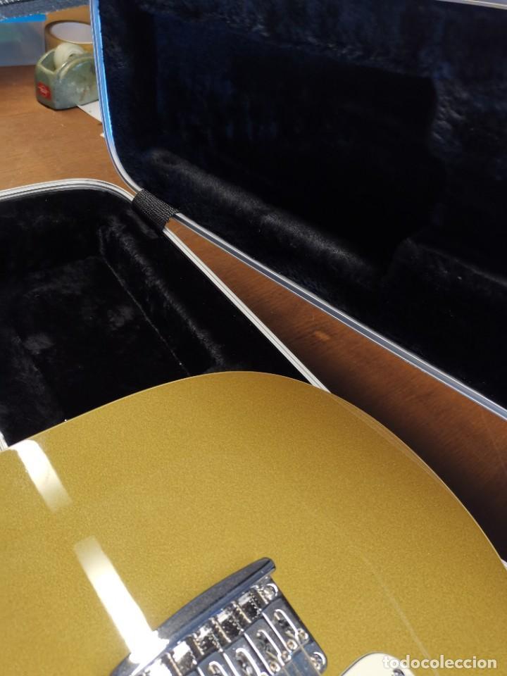 Instrumentos musicales: GUITARRA SCHECTER PT FASTBACK GOLD....IMPECABLE - Foto 45 - 232362575
