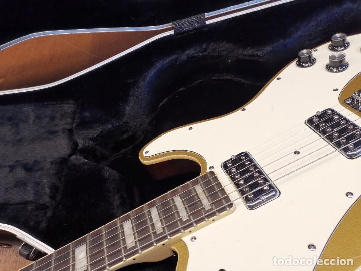Instrumentos musicales: GUITARRA SCHECTER PT FASTBACK GOLD....IMPECABLE - Foto 49 - 232362575