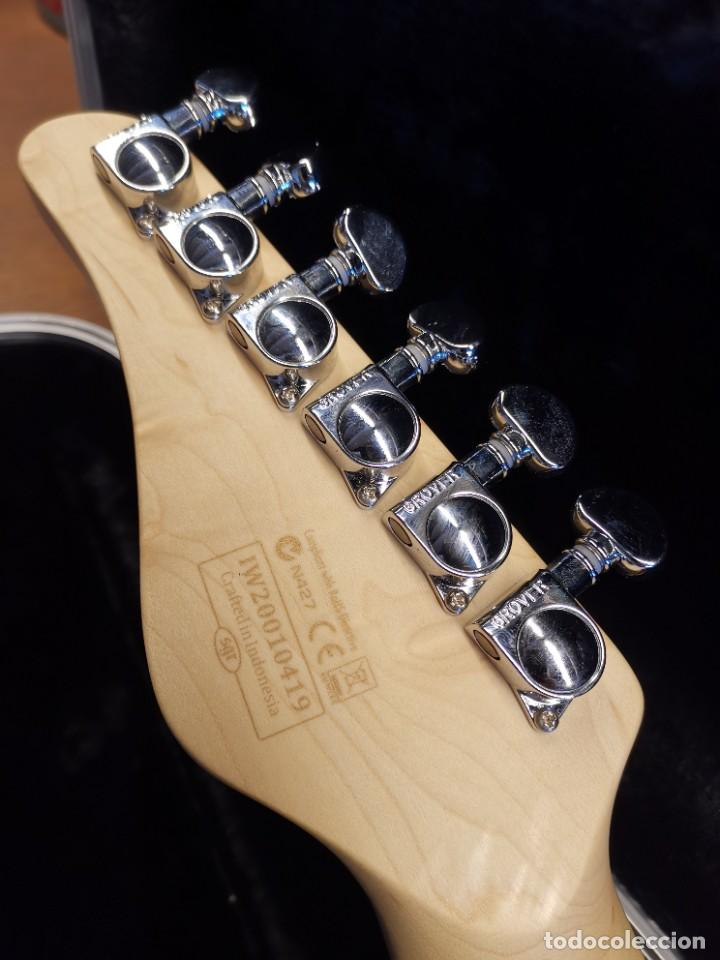 Instrumentos musicales: GUITARRA SCHECTER PT FASTBACK GOLD....IMPECABLE - Foto 54 - 232362575