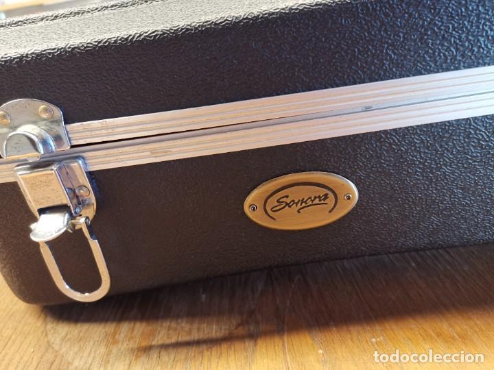 Instrumentos musicales: GUITARRA SCHECTER PT FASTBACK GOLD....IMPECABLE - Foto 62 - 232362575