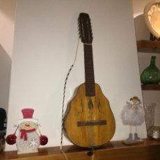 Instrumentos Musicais: BANDURRIA / LAUD / 12 CUERDAS / BUEN ESTADO / FABRICADA EN VALENCIA. Lote 232373095